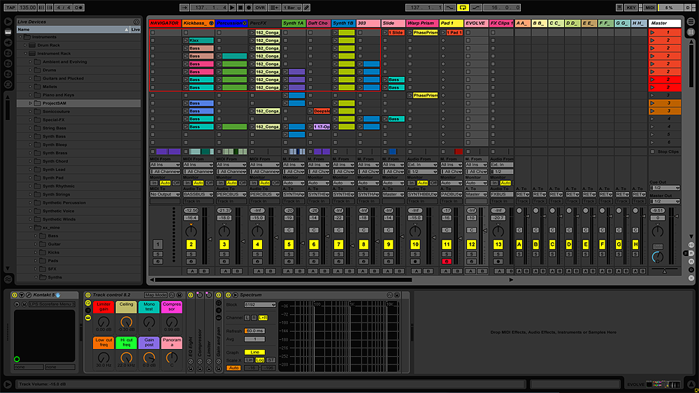 Ableton live 9 free download mac