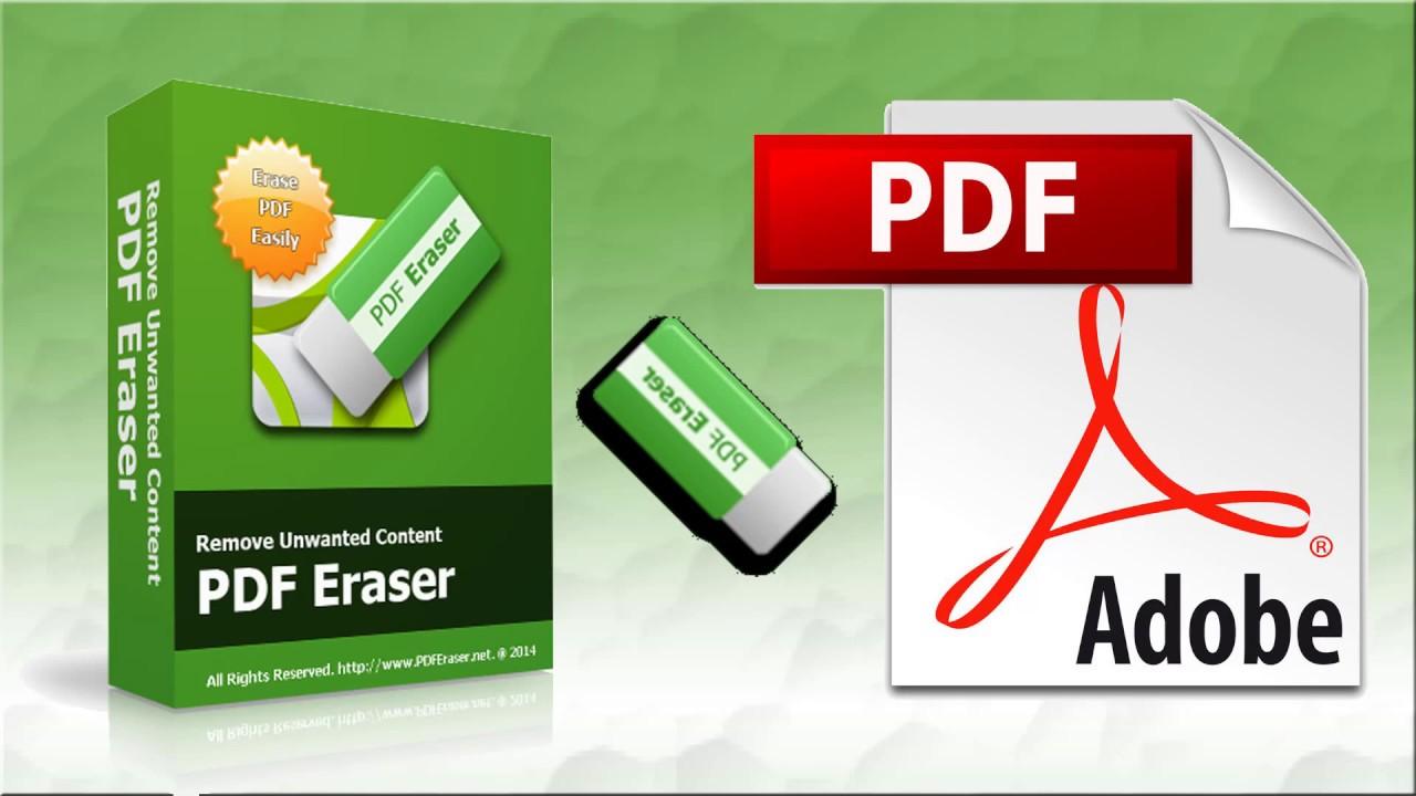 PDF Eraser Pro